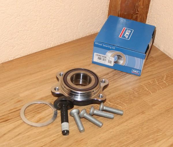 VKBA 6546 VKBA6546 SKF RADLAGERSATZ RADLAGER FÜR AUDI VW EAN: 7316573304647