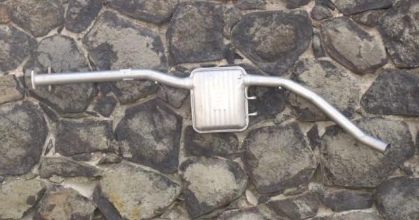 Mittelschalldämpfer Opel Calibra A IMASAF 53.53.06 EAN: 8033434042522