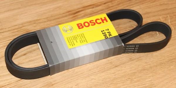BOSCH Keilrippenriemen VR6 Motor AAA AMY AES ABV VW FORD SEAT 7PK1290 EAN: 3165141088502