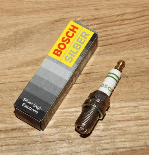 Zündkerzen Bosch W4CS 0 241 252 522 0241252522 EAN: 3165141049534