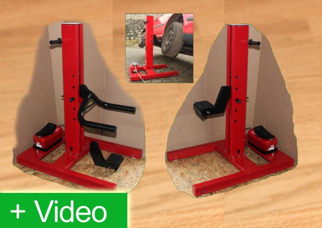 mobile pkw hebeb hne easy lift 3000. Black Bedroom Furniture Sets. Home Design Ideas
