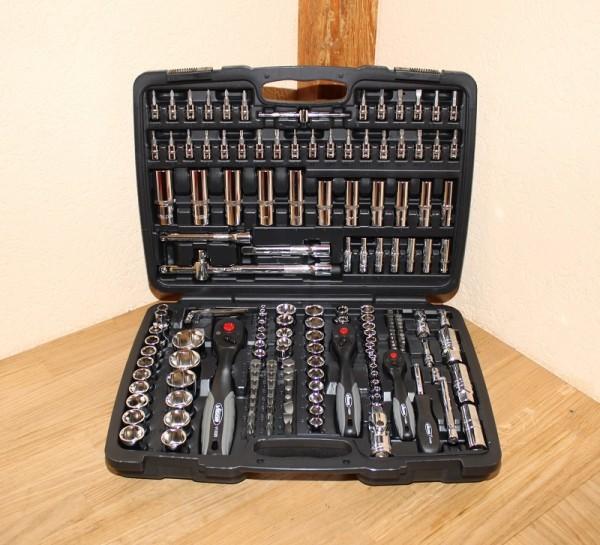 Nusskasten VIGOR V2461 Industrie-Werkzeugkoffer 172-teilig EAN: 4047728024617