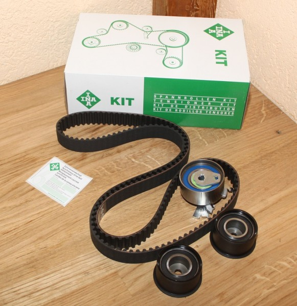 Zahnriemensatz INA 530 0049 10 530004910 für Opel EAN: 4005108305480