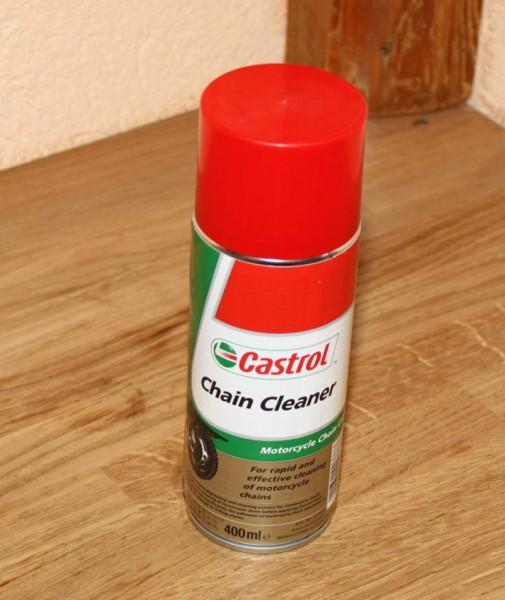 Castrol CHAIN CLEANER 400ml EAN: 5010321003388
