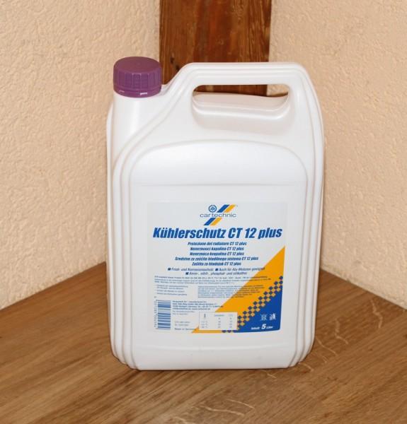 CARTECHNIC Kühlerfrostschutz Glysantin CT12plus G12+ G 12 + plus CT12+ violett EAN: 4027289004594