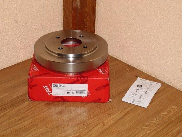 bremstrommel trw db4226 f r kompatibel zu nissan micra ii. Black Bedroom Furniture Sets. Home Design Ideas