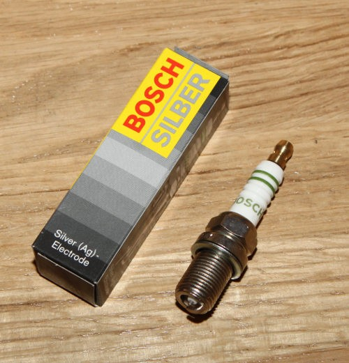 Zündkerze Zündkerzen Bosch F3CS 0241255507 EAN: 3165141063561