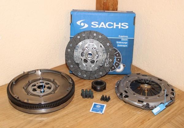 Kupplungssatz SACHS 2290 601 059 2290601059 für z.B. VW Multivan V Transporter Bulli T5 1.9 TDI EAN: