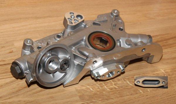 Adapter für Ölpumpe Z20LET Ölansaugrohr für/kompatibel zu Opel 6 46 063 646063 648372 1,7 Diesel