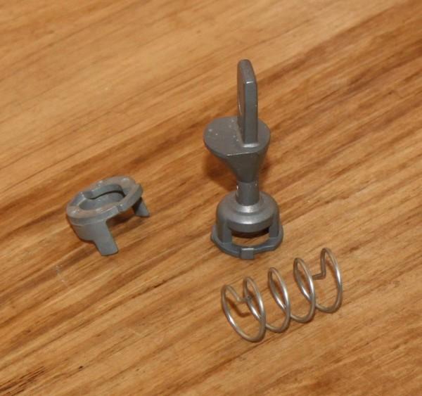 Rep. Satz Reparatursatz Schliesszylinder für VAG O.E. Teilenummer zu Vergleichszwecken: 1U0898001 1U