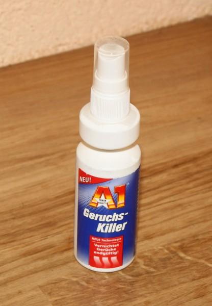 A1 Geruchskiller Dr. Wack Vernichtet Gerüche endgültig EAN: 4006539025893